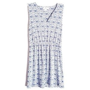 Vineyard Vines Sleeveless V-Neck Dress